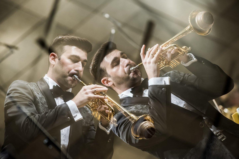 """""""Gaidos"""" koncerto akimirka: M.Blanco.<br>D.Matvejevo nuotr."""