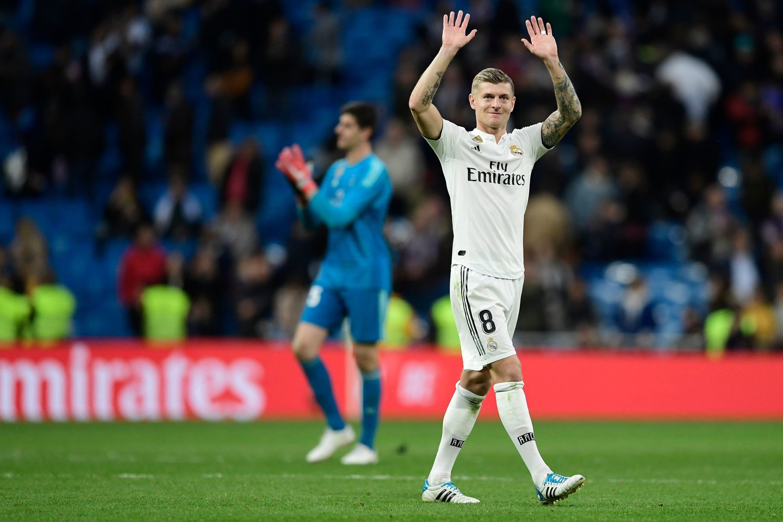 Madrido komanda per metus gali uždirbti iki 150 milijonų eurų.<br>AFP/Reuters/Scanpix nuotr.