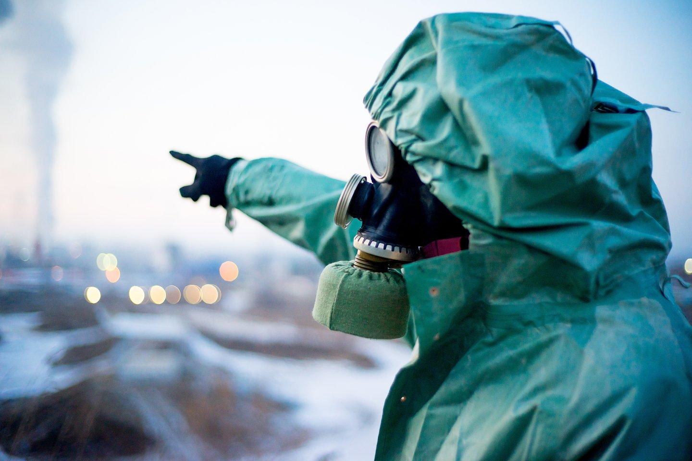 Tokie ginklai pasiglemžia ištisus regionus, o patogenai pasklinda visame pasaulyje ir gali sukelti pandemiją.<br>123RF nuotr.