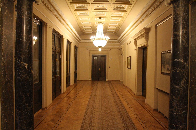 Kaune yra pastatas, kuris savo prabanga jau 90 metų nenusileidžia nė vienam kitam statiniui.<br>M.Patašiaus nuotr.