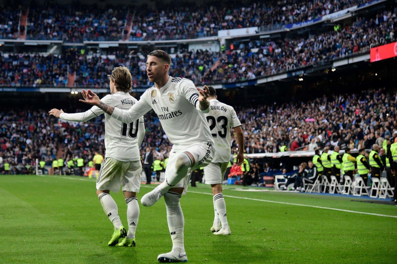 Madrido<br>AFP/Reuters/Scanpix nuotr.