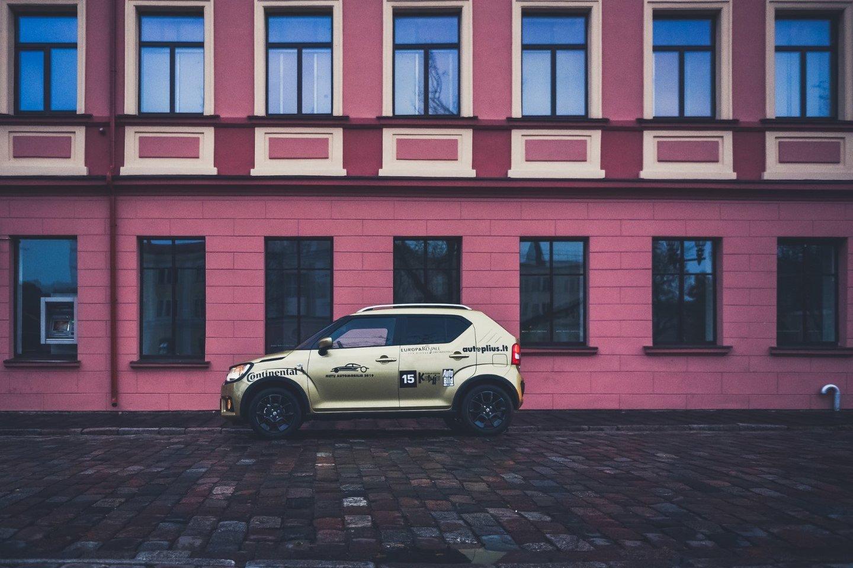 NUo šiol automobilių sąnaudos tikrinamos pagal naują standartą WLTP.<br>V.Pilkausko nuotr.