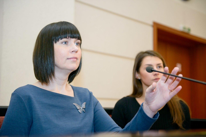 D.Šakalienė socialinių tinklų erdvėje sulaukė ir grasinimų.<br>J.Stacevičiaus nuotr.
