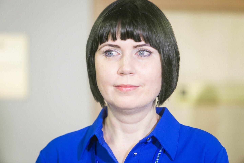 D.Šakalienė socialinių tinklų erdvėje sulaukė ir grasinimų.<br>T.Bauro nuotr.