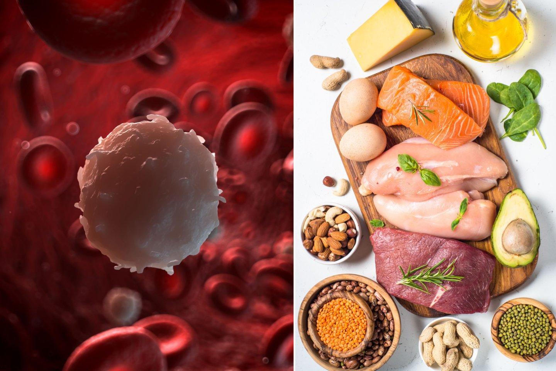 Sumažinti kraujagyslių kalkėjimą galima vartojant daugiau tam tikrų produktų.<br>123rf nuotr.