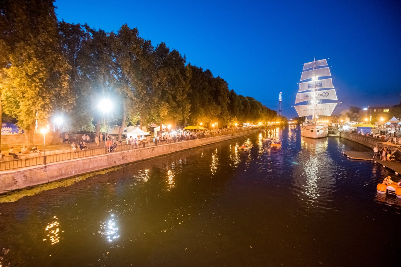 Jūros šventė, Klaipėda.<br>D.Umbraso nuotr.