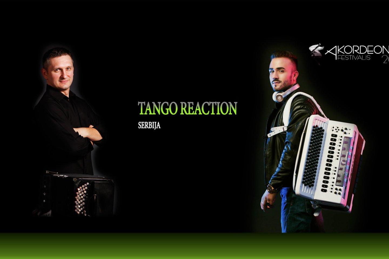 """""""Tango Reaction"""".<br>Organizatorių nuotr."""