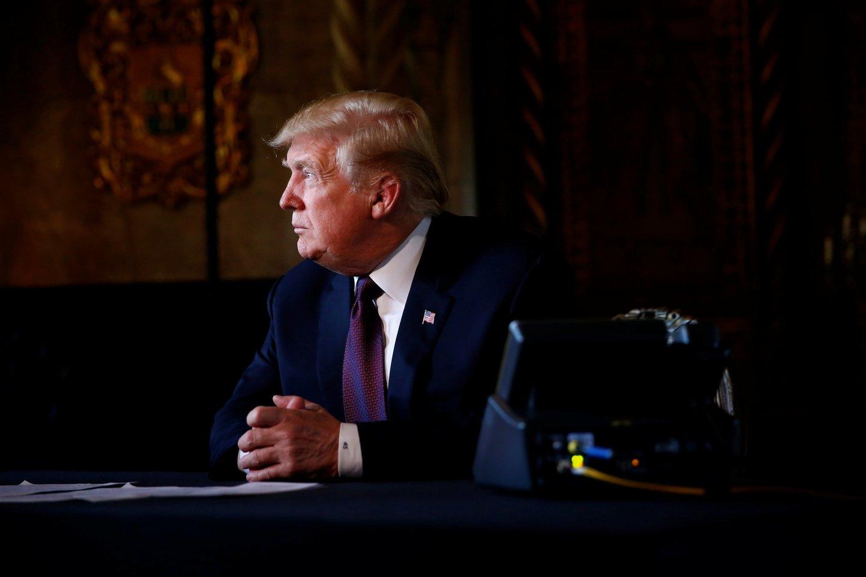 JAV preidentas Donaldas Trumpas antradienį įspėjo, kad dėl Rusijos įvykdyto Ukrainos karinių laivų apšaudymo ir užėmimo Kerčės sąsiauryje gali atšaukti ateinantį savaitgalį numatytą susitikimą su Rusijos vadovu Vladimiru Putinu.