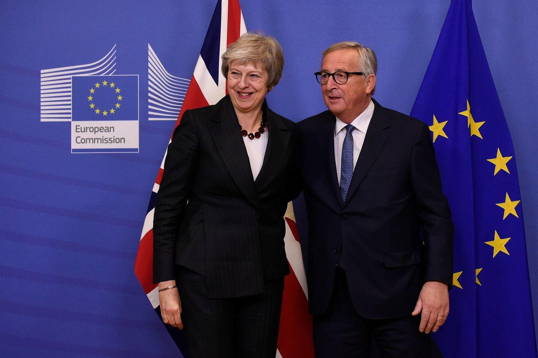 R.Vilpišausko teigimu, Jungtinės Karalystės sprendimo pasitraukti negali paaiškinti klasikiniai ekonominiai ir saugumo aiškinimai, tačiau atsakymą galima rasti šalies vidaus situacijoje.<br>AFP/Scanpix nuotr.