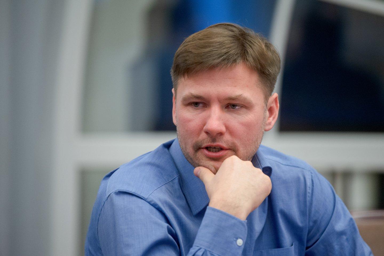 Andrius Navickas<br>R.Danisevičiaus nuotr.