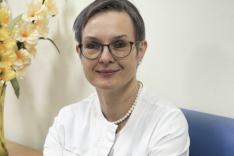 """A.Gerliakienė: """"Būtina suvienyti valstybinių struktūrų ir Odontologų rūmų pajėgas."""""""