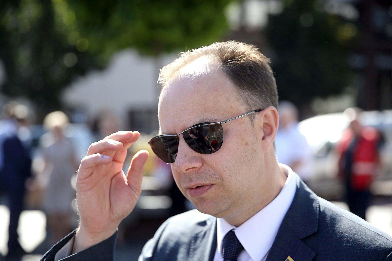 Sveikatos apsaugos ministro A.Verygos užmojai sukėlė nerimo gydytojams.