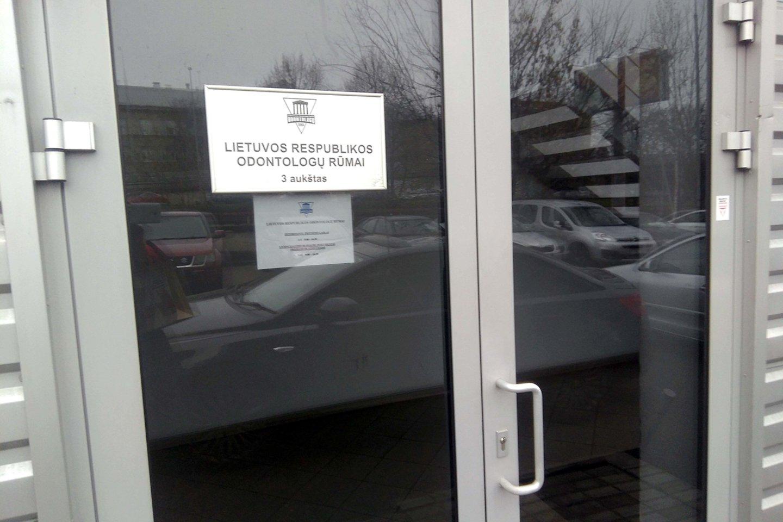 Kukliai įsikūrusių Odontologų rūmų veikla gerai vertinama tarptautiniu mastu.