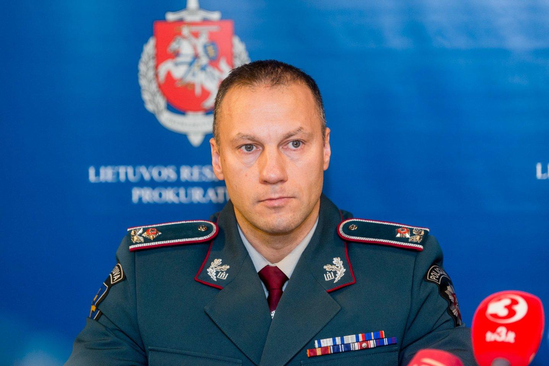 A.Paleckis buvo suimtas dėl galimo šnipinėjimo.<br>J.Stacevičiaus nuotr.