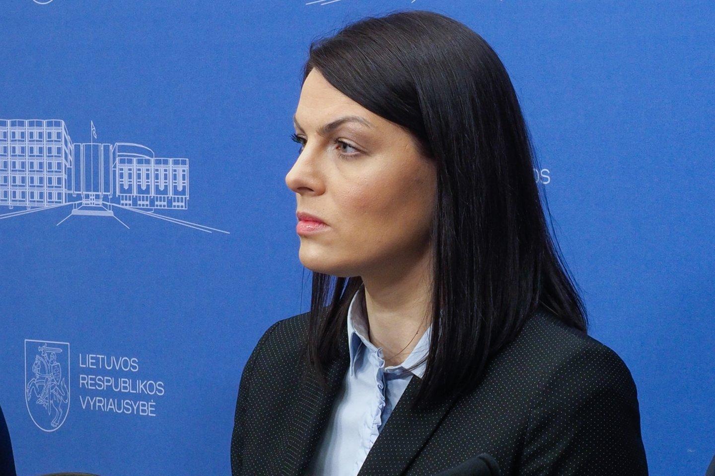 Rasai Kazėnienei suteiktas pranešėjo statusas.<br>V.Ščiavinsko nuotr.
