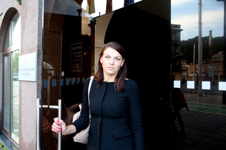Teisėsauga neatskleidžia pranešėjais siekusių tapti asmenų tapatybių, tačiau pirmoji pranešėjo statusą gavusi kalėjimų sistemos pareigūnė Rasa Kazėnienė apie tai paskelbė pati.<br>M.Patašiaus nuotr.