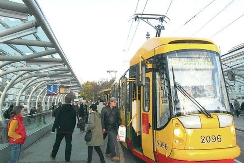 Varšuvos tramvajų linija – viena ilgiausių visoje Europoje.