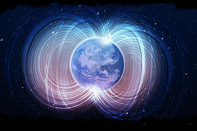 Šiaurės magnetinis ašigalis slenka taip greitai, kad tai tapo problema žemėlapiams išmaniuosiuose telefonuose ir navigacinėse sistemose, rašo CNN.<br>123RF iliustr.