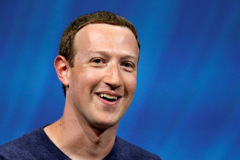 M.Zuckerbergas.<br>Reuters/Scanpix nuotr.