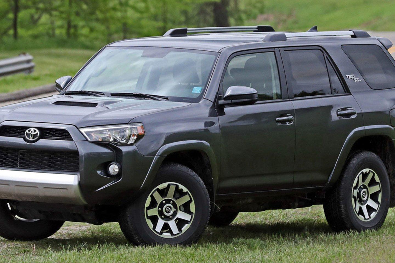 """Toyota 4Runner""<br>Gamintojų nuotr."