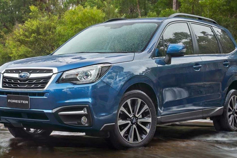 """""""Subaru Forester""""<br>Gamintojų nuotr."""