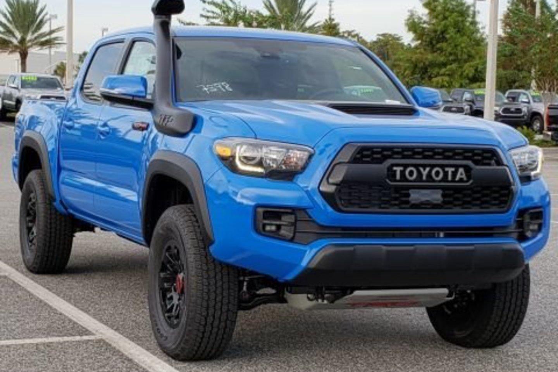 """""""Toyota Tacoma""""<br>Gamintojų nuotr."""
