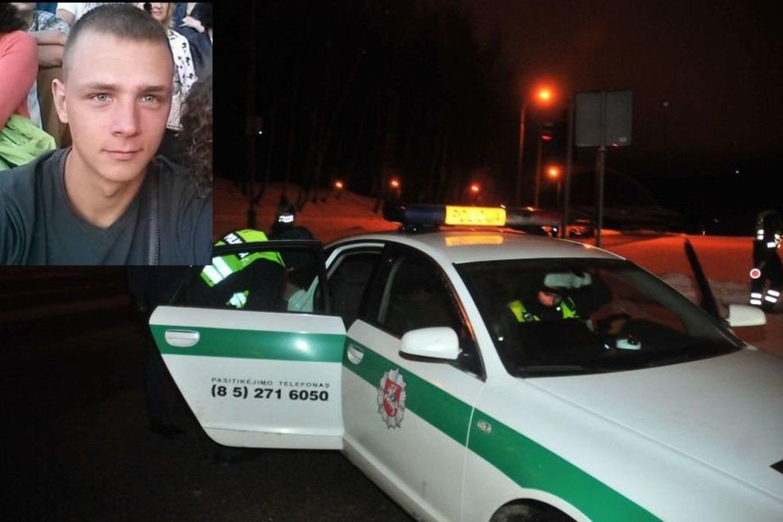 D.Petkus paskutinį kartą buvo pastebėtas penktadienio vakarą Kaune, Rotušės aikštėje,