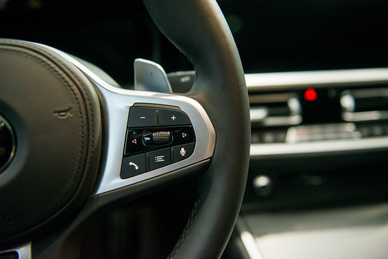 Naujasis, septintos kartos BMW 3 modelis.<br>J.Stacevičiaus nuotr.