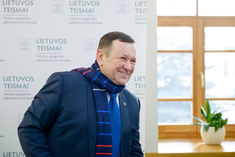 Buvęs Seimo narys K. Pūkas išteisintas dėl seksualinio priekabiavimo.<br>J.Stacevičiaus nuotr.