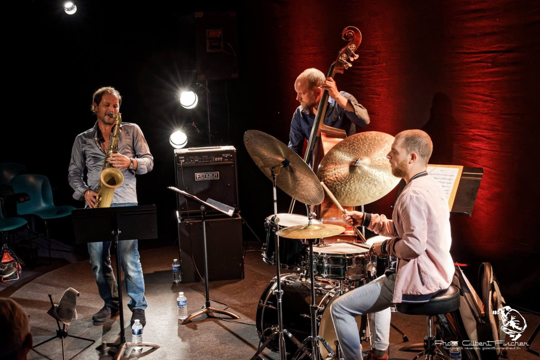 "Frédérico Borey ""Butterflies""trio.<br>Organizatorių nuotr."