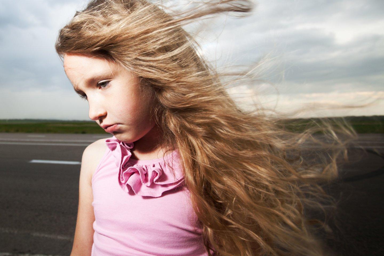 Seksualinį smurtą patyrusį vaiką galima atpažinti ir iš fizinių ženklų.<br>123rf nuotr.