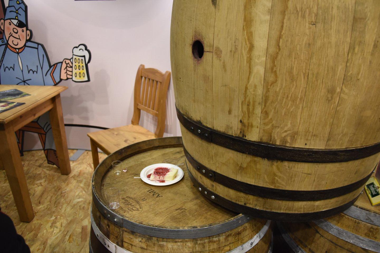 Dėl savo specifikos čekiškas alus nesunkiai atpažįstamas.<br>A.Srėbalienės nuotr.