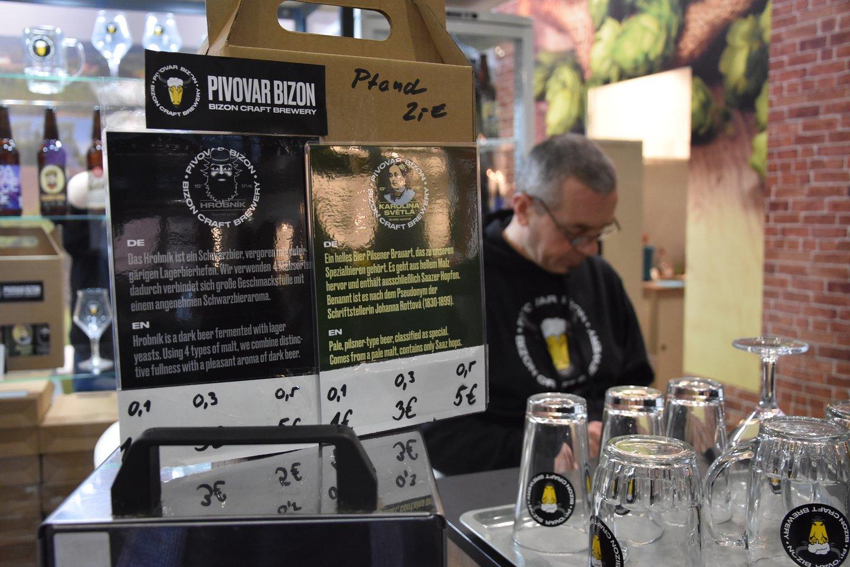 Kiekviena valstybė Europoje turi savitas alaus gamybos tradicijas.<br>A.Srėbalienės nuotr.