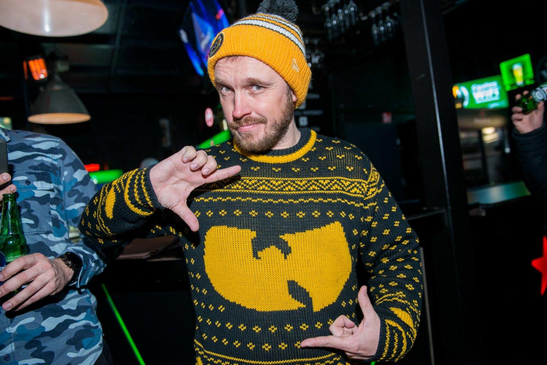 Artūras Matkevičius-DJ Mamania.<br>J.Stacevičiaus nuotr.