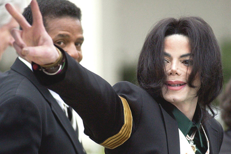 Michaelas Jacksonas.<br>AP nuotr.
