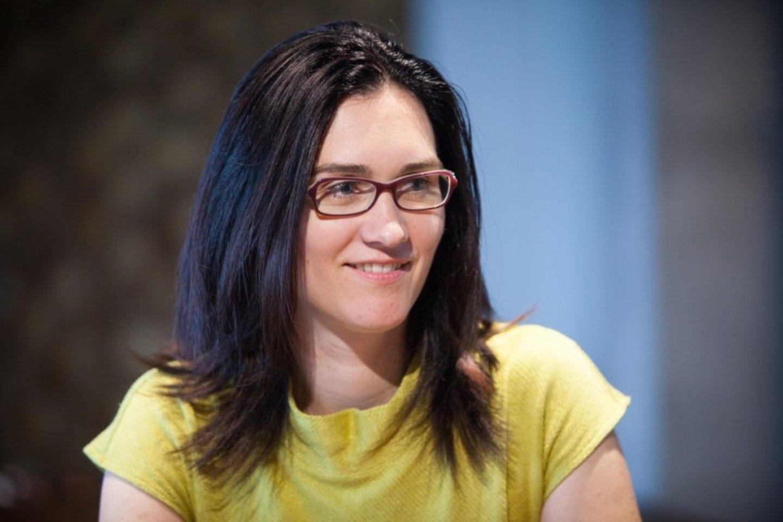 """""""Devbridge group"""" testavimo direktorė Rasa Mažutienė.<br>KTU nuotr."""