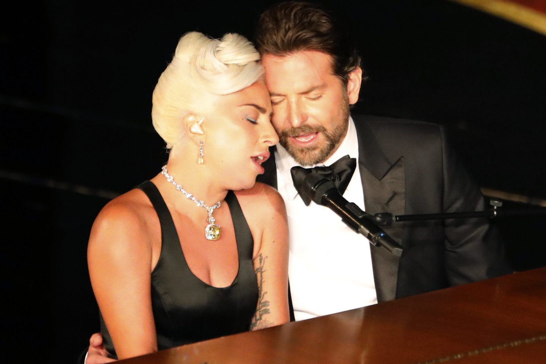 Lady Gaga ir Bradley Cooperis.<br>Scanpix nuotr.