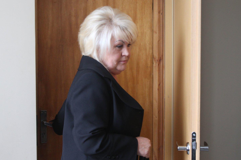 Griežčiausią bausmę buvo pasiūlyta paskirti garliaviškei A.Skučienei.<br>M.Patašiaus nuotr.