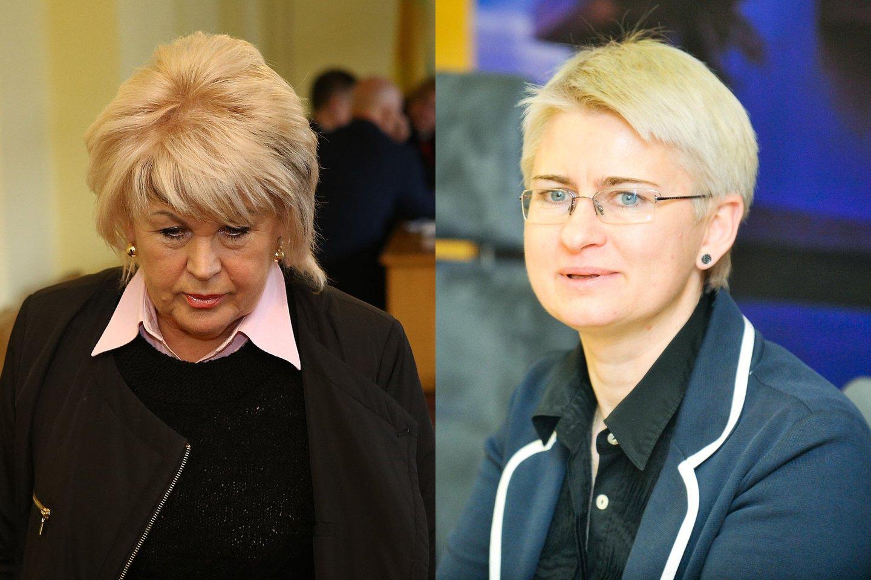 N. Venckienės ir jos tetos Garliavos patvoryje suburta gauja į kalėjimą nekeliaus.