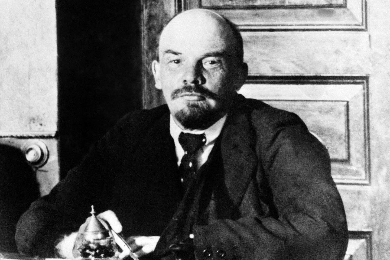 Leninas 1918 m.<br>Scanpix/AFP nuotr.