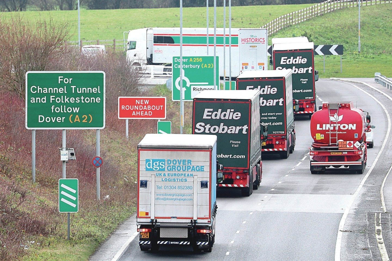 """Komentuodamas Mobilumo paketą, ekonomistas sakė, kad juo išties siekiama pagerinti vairuotojų darbo sąlygas.<br>""""Scanpix"""" nuotr."""