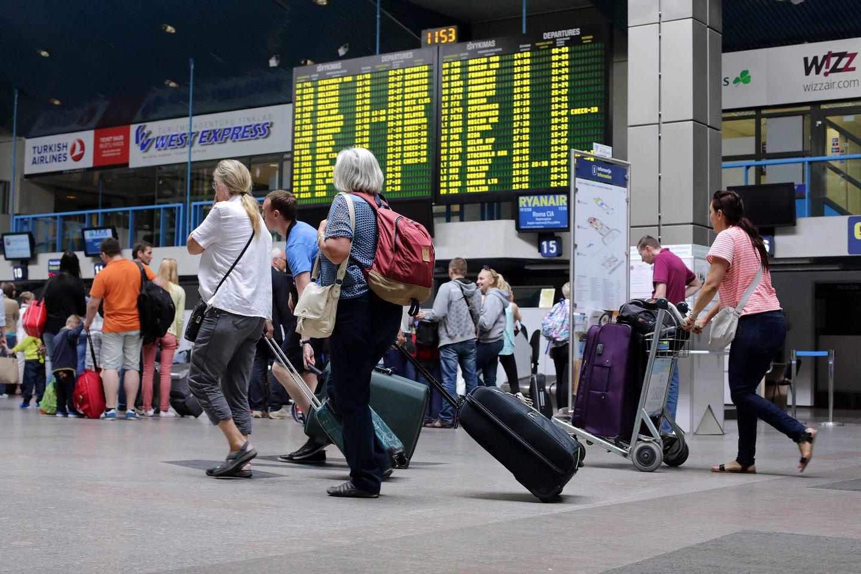 2019 m. vasaros sezonas išlaiko ir daugumos keleivių jau pernai pamėgtas ir populiariomis tapusias kryptis.<br>V.Balkūno nuotr.