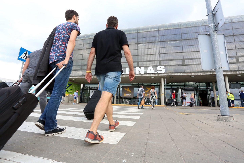 2019 m. vasaros sezonas išlaiko ir daugumos keleivių jau pernai pamėgtas ir populiariomis tapusias kryptis.<br>M.Patašiaus nuotr.