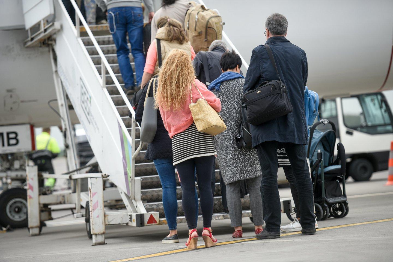 2019 m. vasaros sezonas išlaiko ir daugumos keleivių jau pernai pamėgtas ir populiariomis tapusias kryptis.<br>D.Umbraso nuotr.