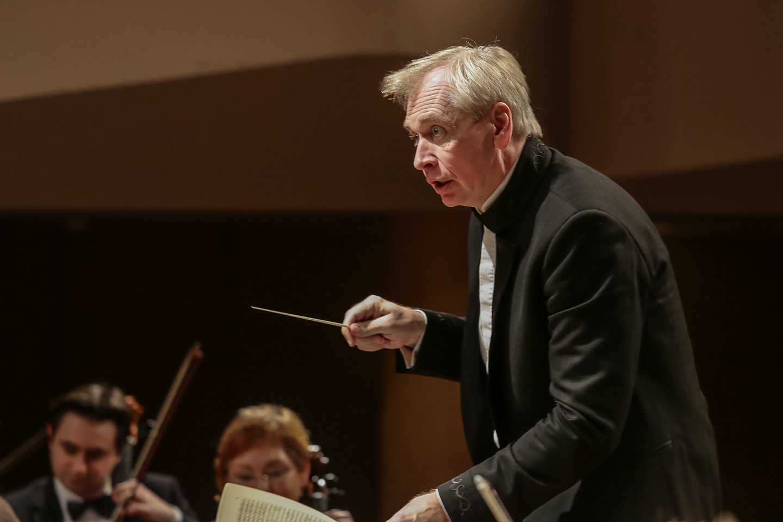 LVSO dirigentas ir vadovas G.Rinkevičius.<br>V.Petriko nuotr.