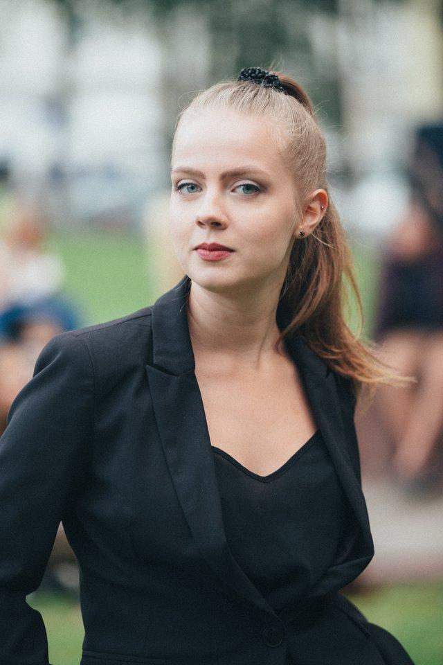 Gabrielė Bekerytė<br>Rengėjų nuotr.