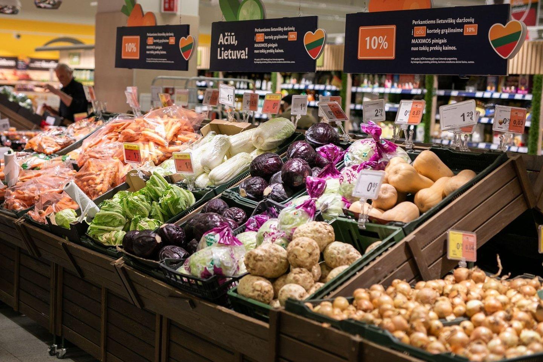 Pirkėjai pasitiki Lietuvos gamintojais ir vertina lietuviškų prekių šviežumą, aukštą kokybę bei konkurencingą kainą.<br>Organizatorių nuotr.