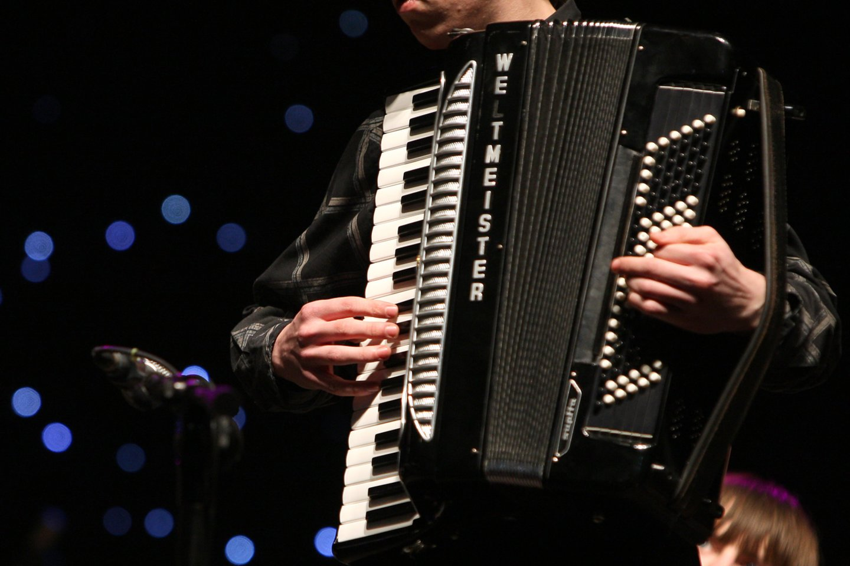 Nuo 1994-ųjų kas antrus metus Vilniuje rengiamas tarptautinį akordeonininkų konkursas – proga atsiskleisti gabiausiems šalies ir užsienio jauniesiems atlikėjams.<br>G.Šiupario nuotr.