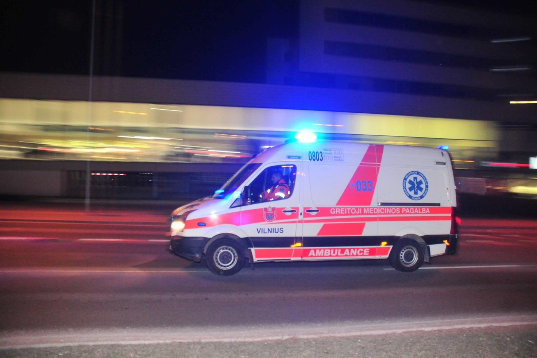 Trečiadienio gaisruose nukentėjo trys žmonės.<br>A.Vaitkevičiaus asociatyvi nuotr.