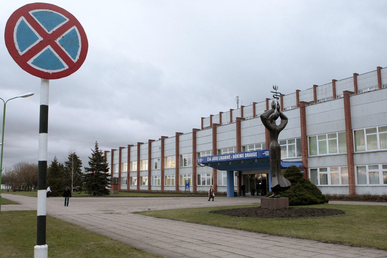 Klaipėdos universitetinė ligoninė.<br>R.Jurgaičio nuotr.